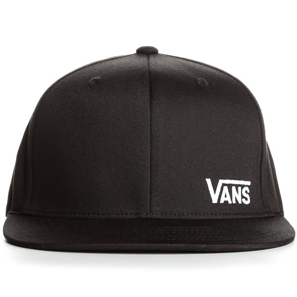 11cb67c5203 Vans Splitz Flexfit Hat - Black - New Star