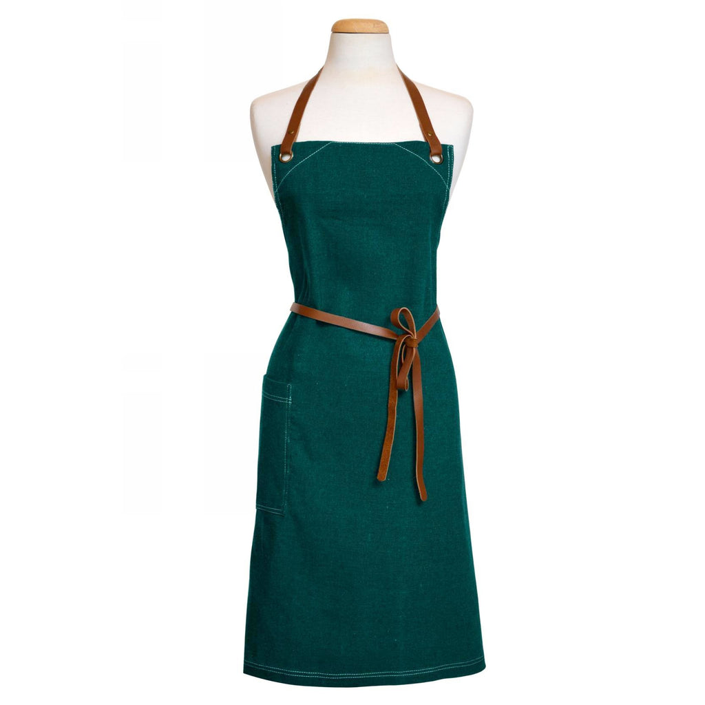 Apron Sea Green