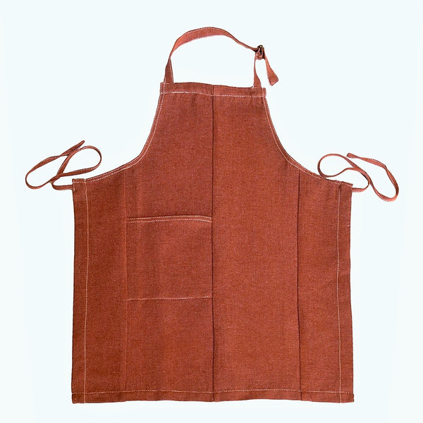 Children Cotton Apron for learning and play