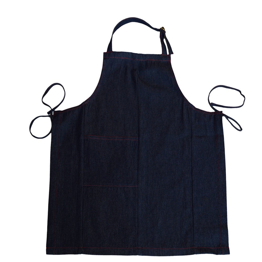 Children Kids Denim Apron for Educational Learning