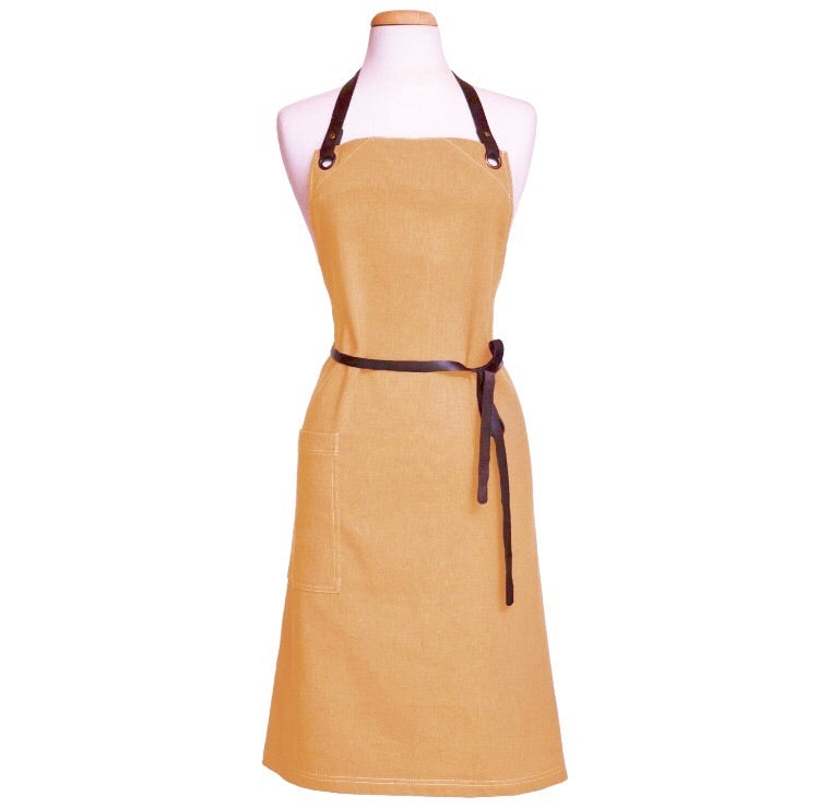 Apron Indian Yellow