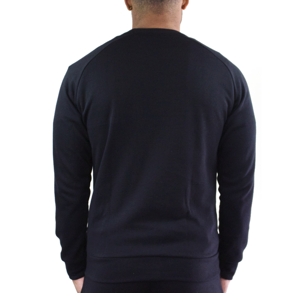 Mungo Premium Tech Black Sweater