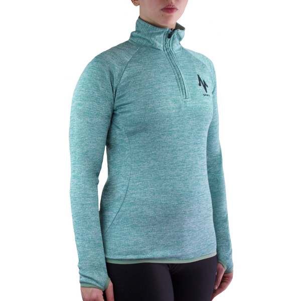 Mungo Premium Tech Mint Green Pullover