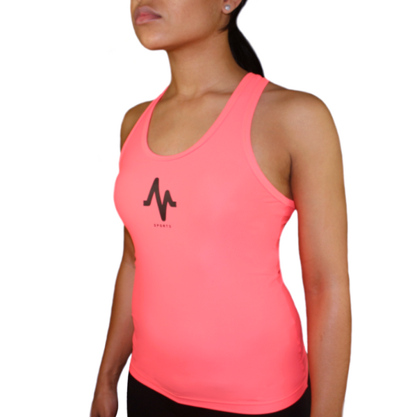 Relentless Pro Orange Compression Vest
