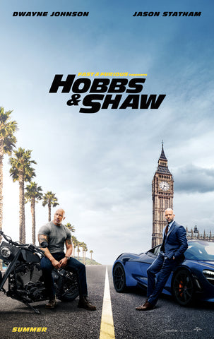 Fast and Furious Presents: Hobbs & Shaw