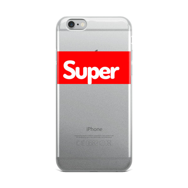 Super iPhone Case
