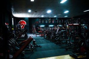 SPARTANS GYM & SUPPLEMENTS