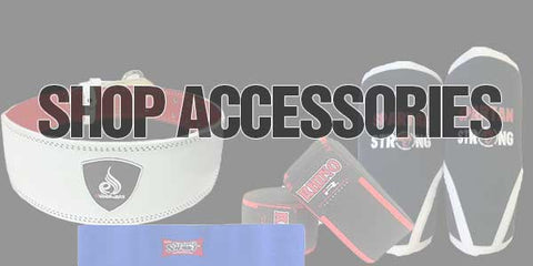 Spartans Gym Ballarat Shop Accessories