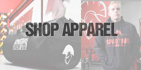 Spartans Gym Ballarat Shop Apparel