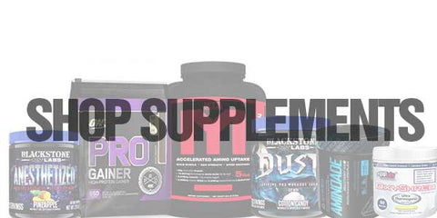 Spartans Gym Ballarat Shop Supplements