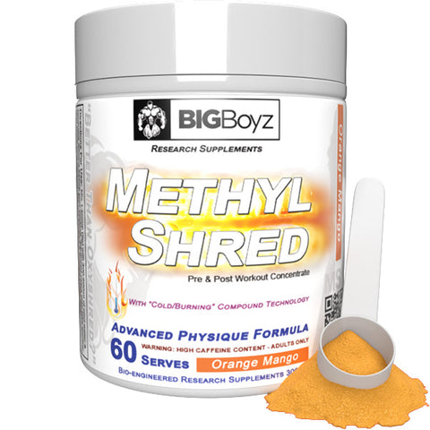 Methylshred - Physique Formula & Weight Management