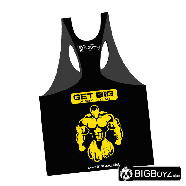 BIGBoyz Get Out The Way Singlets