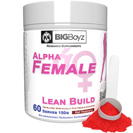 Alpha Female - Lean Female Muscle Builder