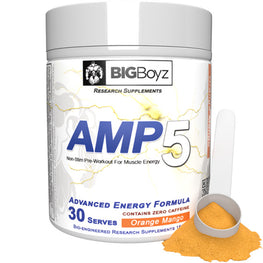 AMP 5 Energy Matrix