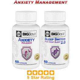 Anxiety/Sleep Management