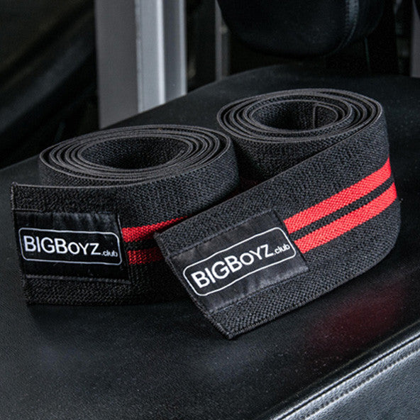 HD Knee Wraps 80 inch