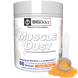 NEW Muscle Dust - BCAAs PLUS