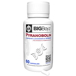 Pyranobolin - Strength & Muscle Builder