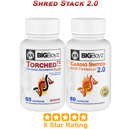 Shred Stack 2.0 - Weight Loss