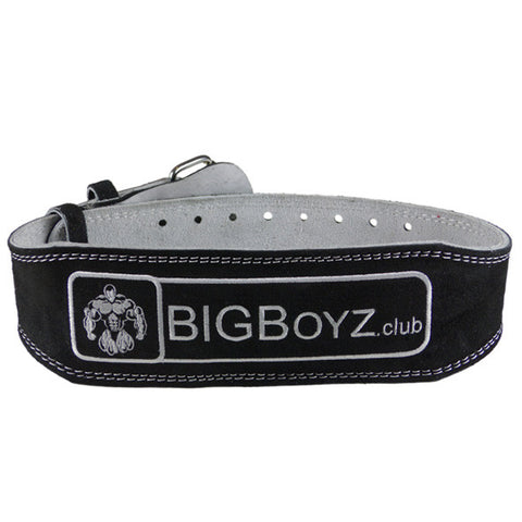 Suede Weight Lifting Belt