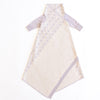 Diamond zigzag Jacquard Shwrap™ - mink/natural