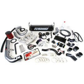 KraftWerks 12-15 Honda Civic Si Supercharger Kit - Black Edition