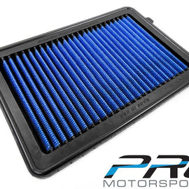 PRL Motorsports 2017+ Honda Civic Type-R FK8 Drop-In High-Flow Panel Air Filter