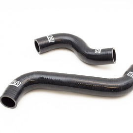 Grimmspeed GrimmSpeed Radiator Hose Kit, Black - 15-17 WRX, 14-17 Forester XT