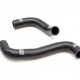 Grimmspeed GrimmSpeed Radiator Hose Kit, Black - 08-14 WRX, 08-17 STI, 09-13 FXT