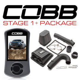 Cobb Tuning 17-18 Ford F-150 Raptor Stage 1+ Power Package
