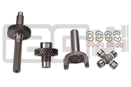 IAG Performance Chromoly Transfer Gears For 1.1:1 Transmission (06+ 6-Speed STI)