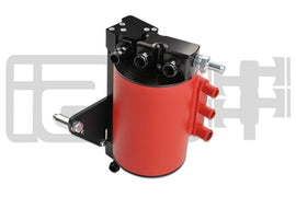 IAG Performance Street Series Air / Oil Separator (AOS) in Red For 2008-14 Subaru Impreza WRX & 2008-18 STI