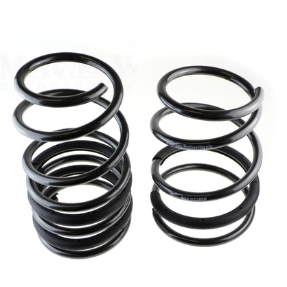 "Racecomp Engineering Lowering Springs ""Blacks"" for 08-14 WRX"