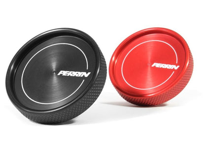 Perrin Performance Oil Fill Cap BRZ/FR-S Round Style Red Anodized