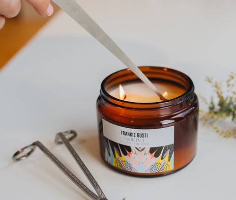 Looking after your candles