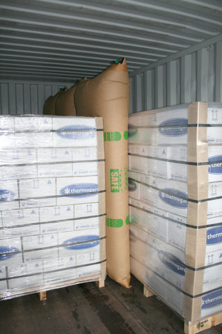 Kraft Dunnage Bags