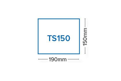 TS150 Water Ice Pack 190mm x 150mm