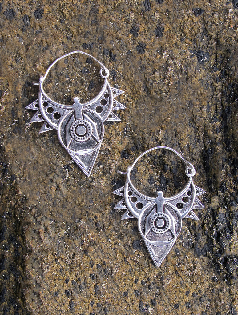 Space Chaser Earrings
