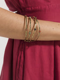 Brass Bangle Set