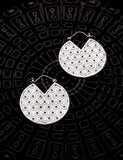 Geo Panel Earrings