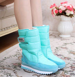 Winter Wonderland Handmade Waterproof Snow Boots