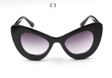 True Retro Cat Eye Sunglasses