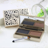 Waterproof Eyebrow Palette Set Kit