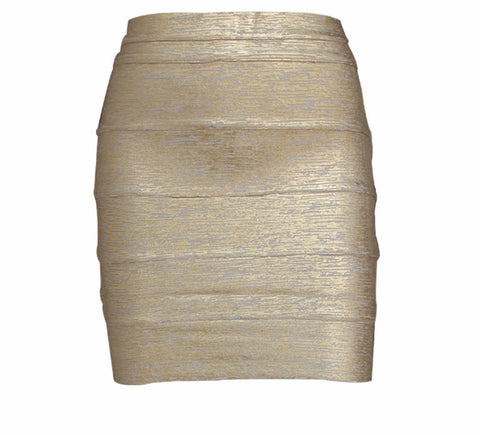Bodycon Bandage Mini Skirt