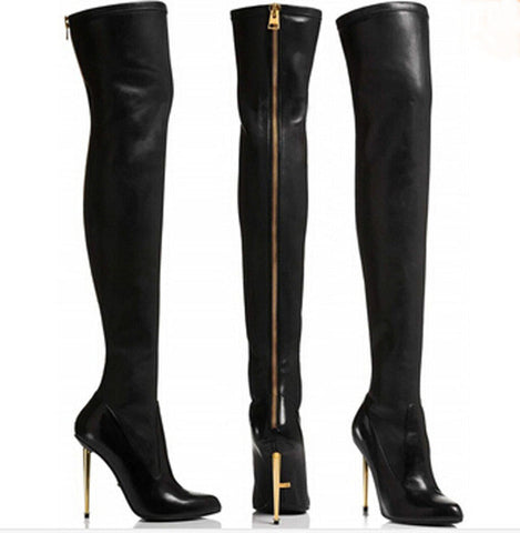 Thigh High Boots – Page 2 – THULI NYC