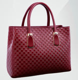 European Luxury Genuine Leather Handbag
