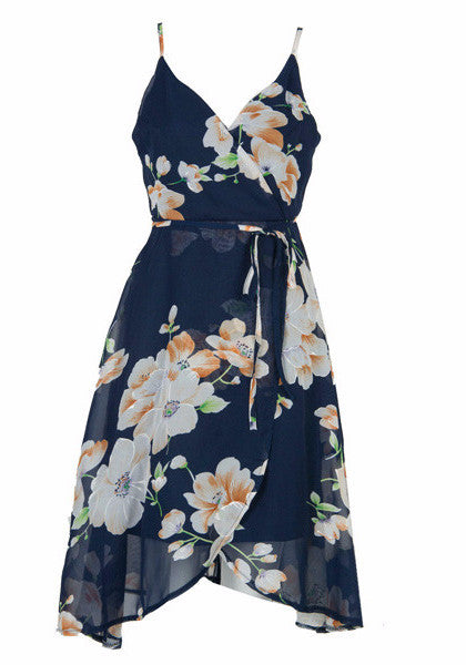 The Breezy Lady Floral Dress