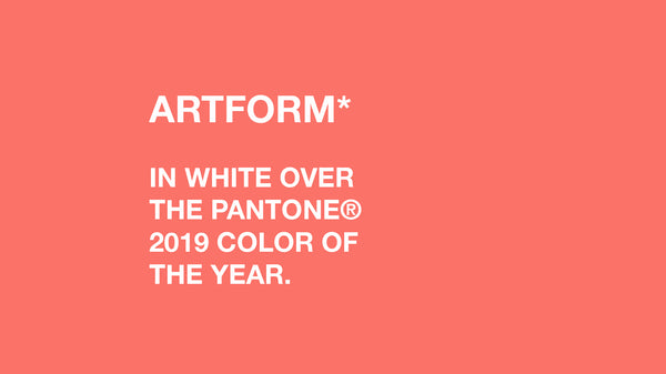 NEWS: Pantone 2019 Color of the Year