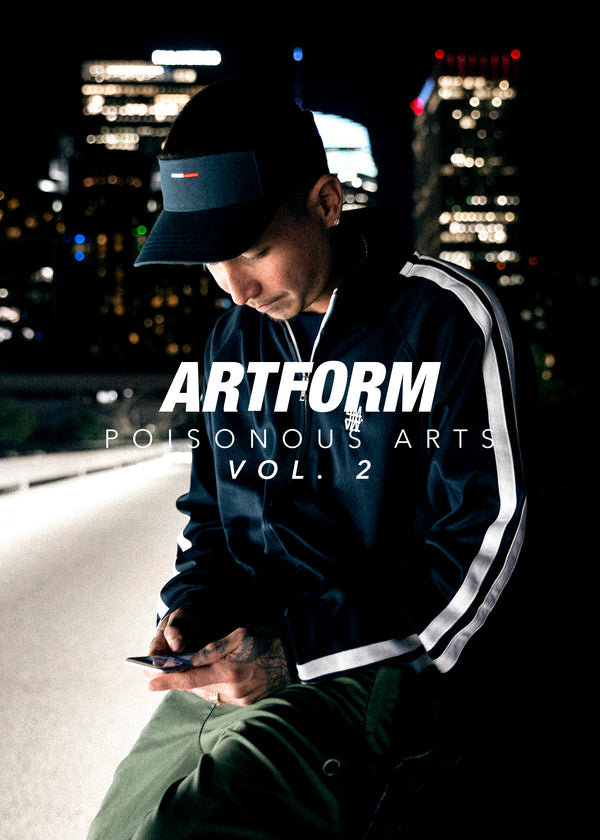 "VIDEO: Artform- ""Poisonous Arts"" Vol. 2"