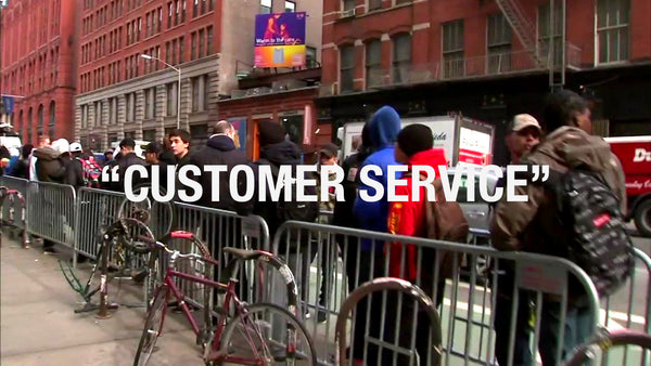 EDITORIAL: CRAPPY SERVICE IS COOL NOW